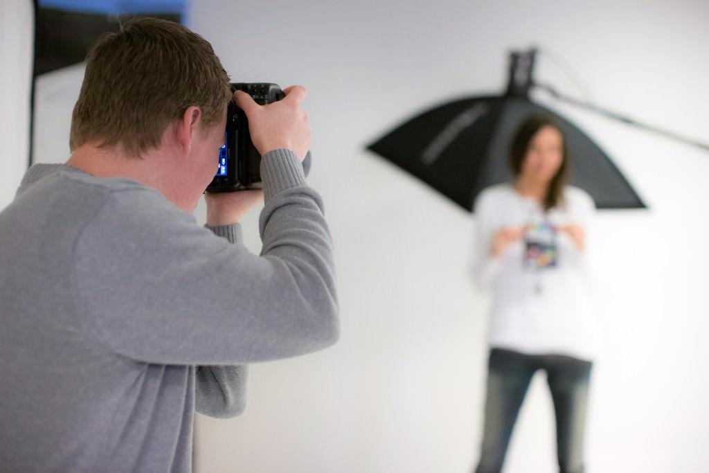 En fotograf skal have 100% kontrol over farver, kontrast og eksponering
