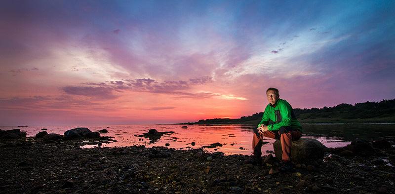 Foto: Jo Kyrre Skogstad. Taget på sommercamp på Orø