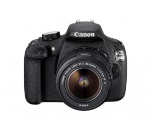 Canon EOS 1200D – Online kamerakursus