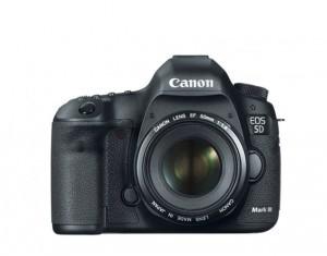 Canon EOS 5D Mark III – Online kamerakursus