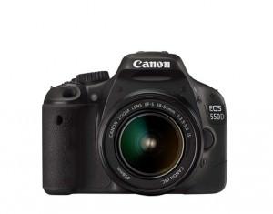 Canon EOS 550D – Online kamerakursus