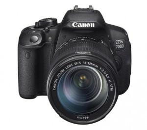 Canon EOS 700D – Online kamerakursus
