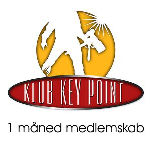 Klub Key Point 1 måned